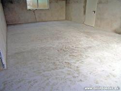 Garagenboden geschliffen